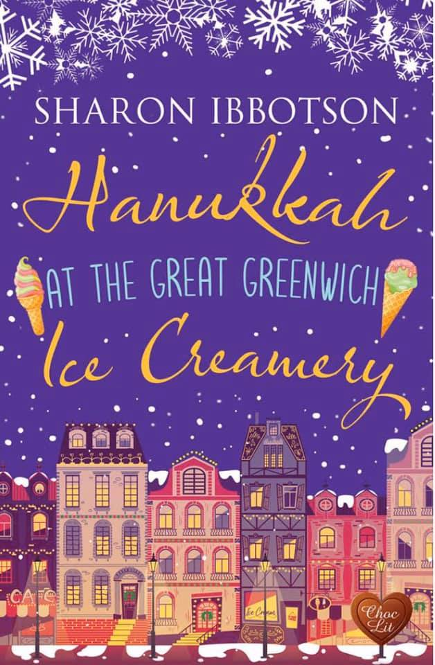 Hanukkah book cover